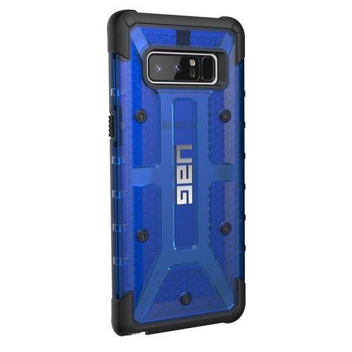 UAG Plasma Case - Samsung Galaxy Note 8 - cobalt (blue transparent)