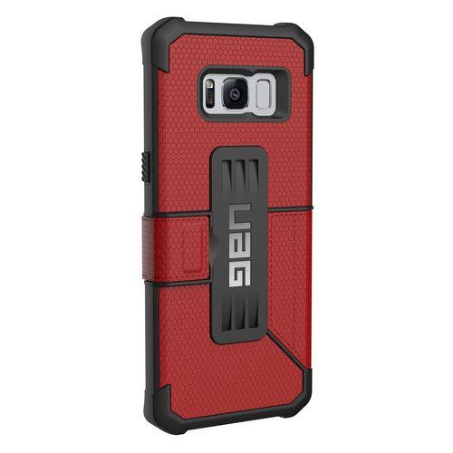 UAG Metropolis Case - Samsung Galaxy S8 - magma