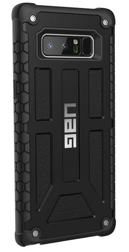 UAG Monarch Case - Samsung Galaxy Note 8 - black (matte)