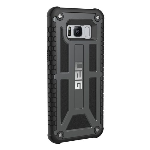 UAG Monarch Case - Samsung Galaxy S8 - graphite