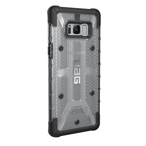 UAG Plasma Case - Samsung Galaxy S8+ - ice (transparent)
