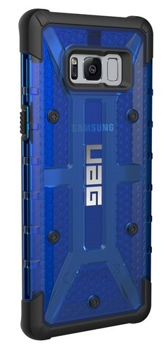 UAG Plasma Case - Samsung Galaxy S8+ - cobalt (blue transparent)