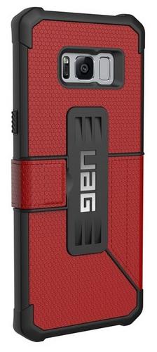UAG Metropolis Case - Samsung Galaxy S8+ - magma