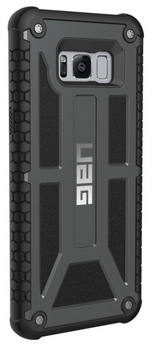 UAG Monarch Case - Samsung Galaxy S8+ - graphite