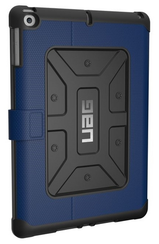 UAG Metropolis Case - iPad (2017  9.7 screen) - cobalt (blue)