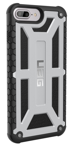 UAG Monarch Case - iPhone X (5.8 Screen) - platinum