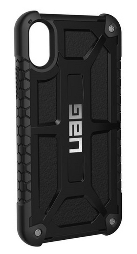 UAG Monarch Case - iPhone X (5.8 Screen) - black (matte)