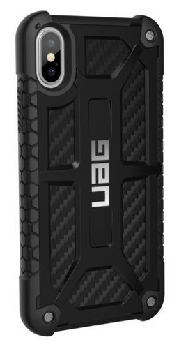 UAG Monarch Case - iPhone X/XS (5.8 Screen) - carbon fiber
