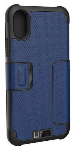 UAG Metropolis Case - iPhone X/XS - cobalt