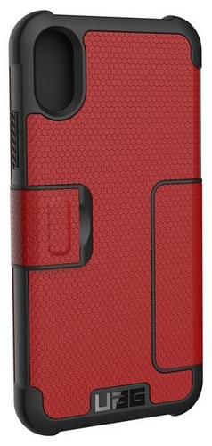 UAG Metropolis Case - iPhone X/XS (5.8 Screen) - magma (red)