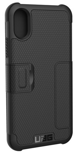 UAG Metropolis Case - iPhone X/XS - black