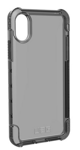 UAG Plyo Case - iPhone X (5.8 Screen) - ash (grey transparent)