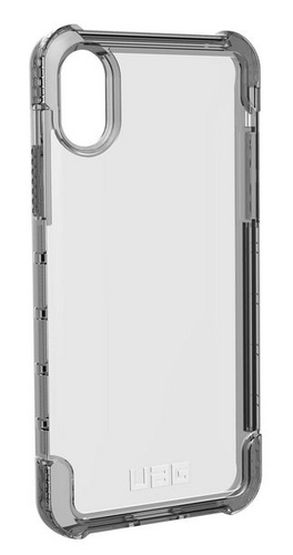 UAG Plyo Case - iPhone X (5.8 Screen) - ice (transparent)