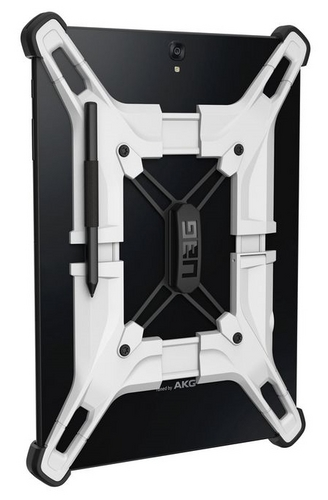 UAG Exoskeleton Case - Android Tablets (10 inch) - white