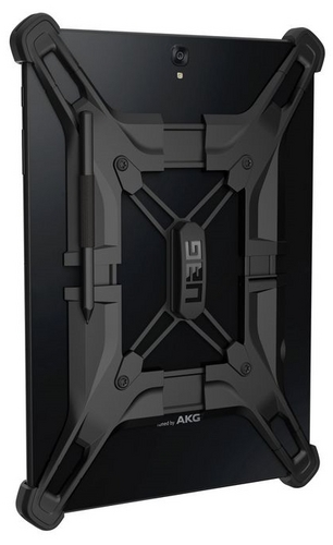 UAG Exoskeleton Case - Android Tablets (10 inch) - black