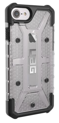 UAG Plasma Case - iPhone 8/7/6S (4.7 Screen) - ice (transparent)