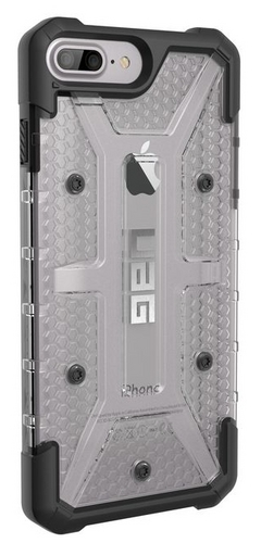 UAG Plasma Case - iPhone 8/7/6S Plus (5.5 Screen) - ice (transparent)
