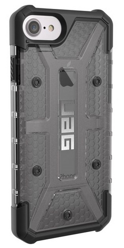 UAG Plasma Case - iPhone 8/7/6S (4.7 Screen) - ash (grey transparent)