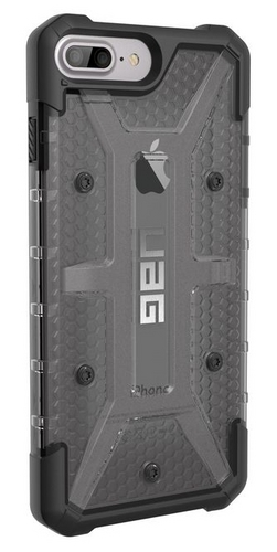 UAG Plasma Case - iPhone 8/7/6S Plus (5.5 Screen) - ash (grey transparent)