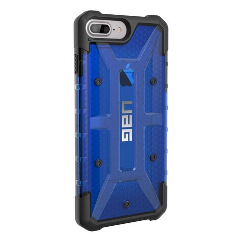 UAG Plasma Case - iPhone 8/7/6S Plus (5.5 Screen) - cobalt (blue transparent)