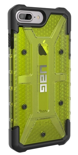 UAG Plasma Case - iPhone 8/7/6S Plus (5.5 Screen) - citron (transparent)