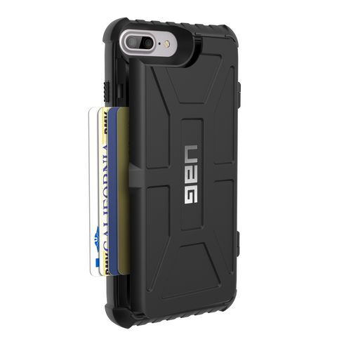 UAG Trooper Case - iPhone 8/7/6S Plus (5.5 Screen) - black