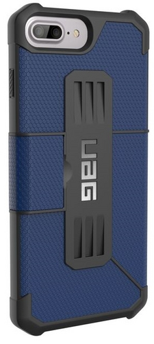 UAG Metropolis Case - iPhone 8/7/6S Plus (5.5 Screen) - cobalt