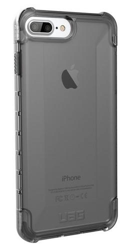 UAG Plyo Case - iPhone 8 Plus / 7 Plus / 6s Plus - ash (transparent)