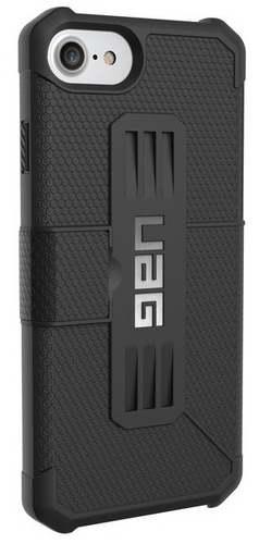 UAG Metropolis Case - iPhone 8/7/6s - black