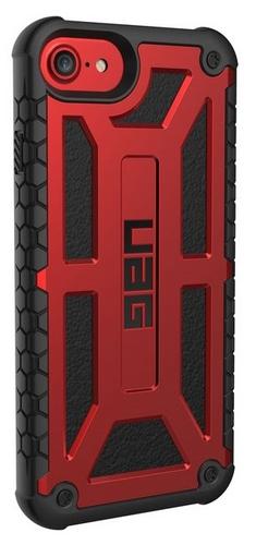 UAG Monarch Case - iPhone 8/7/6S (4.7 Screen) - crimson
