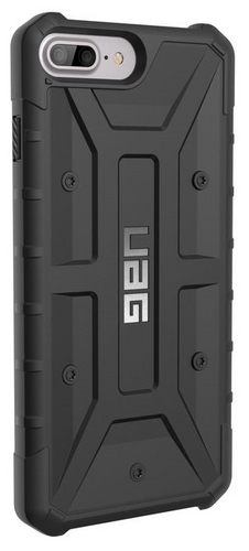 UAG Pathfinder Case - iPhone 8/7/6S Plus (5.5 Screen) - black