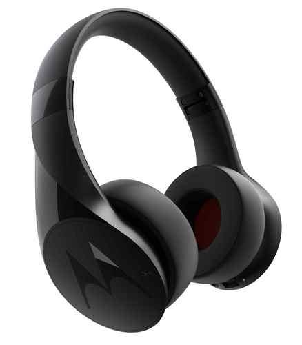 Motorola Wireless Stereo - Pulse Escape - black