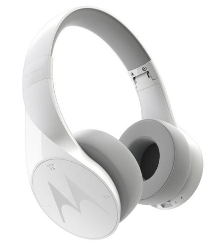 Motorola Wireless Stereo - Pulse Escape - white