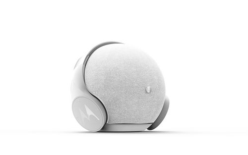 Motorola Wireless Stereo - Sphere+ white/silver