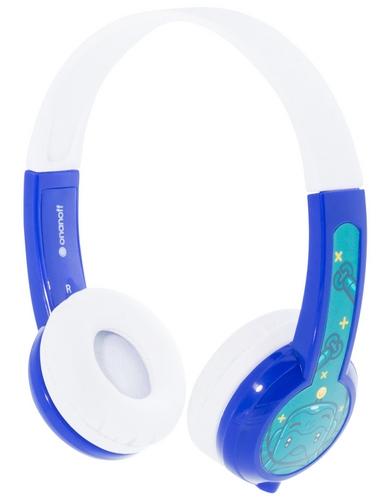 BuddyPhones + micro Explore - blue
