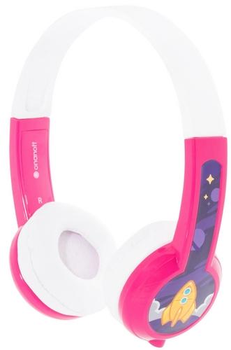 BuddyPhones + micro Explore - pink