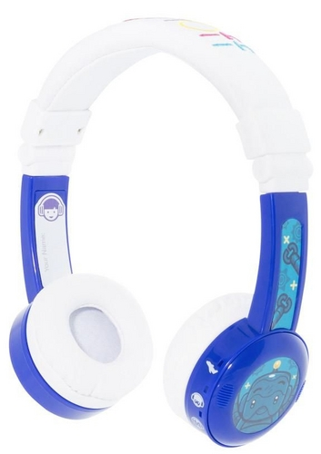 BuddyPhones InFlight - blue