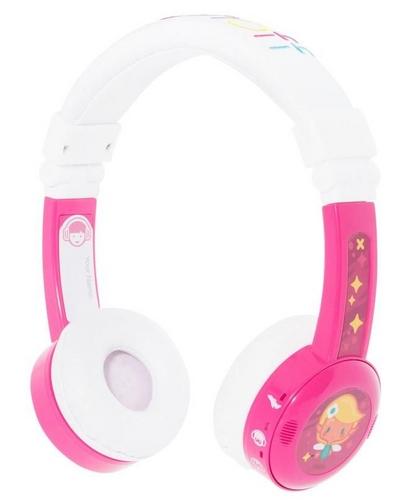 BuddyPhones InFlight - pink