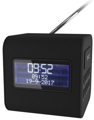 KitSound Compact DAB+ Radio
