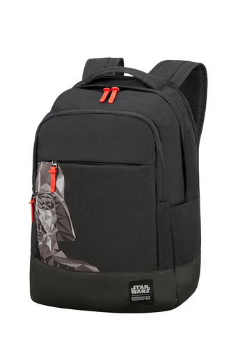 American Tourister Star Wars Laptop Backpack - Darth Vader Geometric