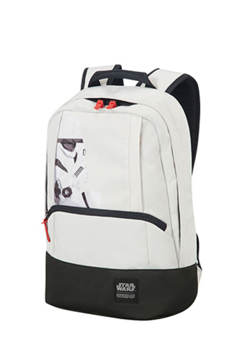 American Tourister Star Wars Backpack S - Stormtrooper Geometric