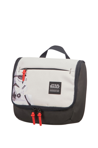 American Tourister Star Wars Toilet Kit - Stormtrooper Geometric