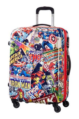 American Tourister Spinner - Marvel Legends Comics - 65cm
