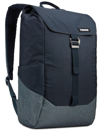 Thule Lithos Backpack [15 inch] 16L - carbon blue