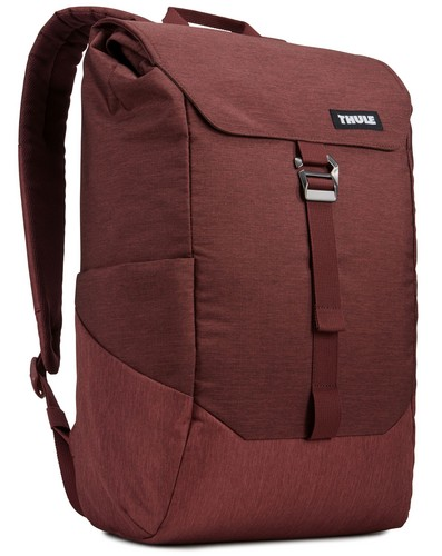 Thule Lithos Backpack [15 inch] 16L - dark burgundy
