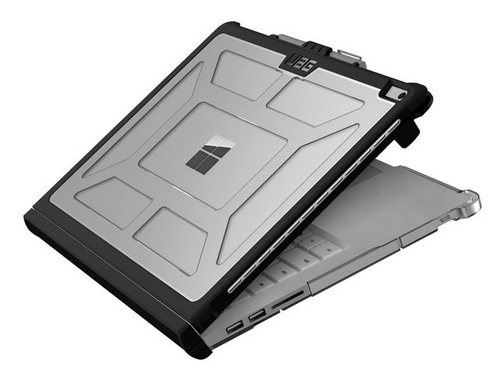 UAG Plasma Case - Microsoft Surface Book (13.5 Models) - ice (clear)