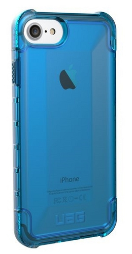 UAG Plyo Case - iPhone 8/7/6S (4.7 Screen) - glacier (blue transparent)