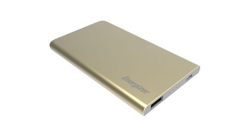 Energizer HighTech 4'000mAh Power Bank - gold