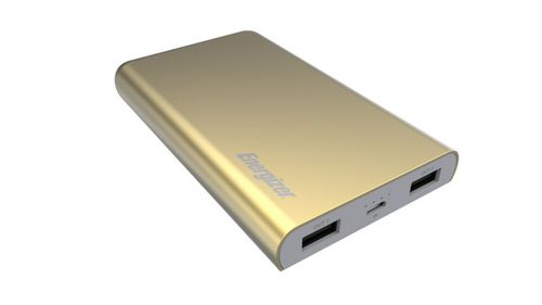 Energizer HighTech 8'000mAh Power Bank - gold