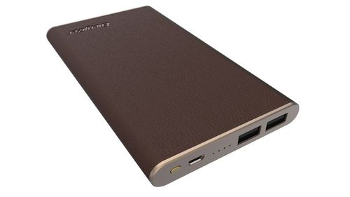Energizer Ultimate 10'000mAh Power Bank Premium Edition - brown/gold